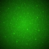 Abstract Green Binary Background Stock Photography