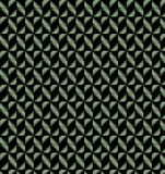 Abstract green black block pattern wallpaper Royalty Free Stock Images