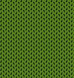 Abstract green black pattern wallpaper Royalty Free Stock Images