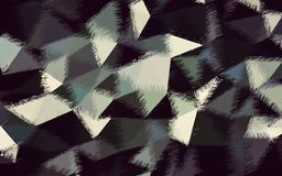 Abstract green black white color wallpaper Royalty Free Stock Photo