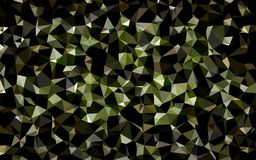 Abstract green black white color wallpaper. Abstract green black white color background Royalty Free Illustration