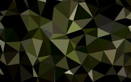 Abstract green black white color wallpaper. Abstract green black white color background stock illustration