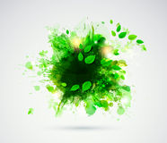 Abstract green Stock Image