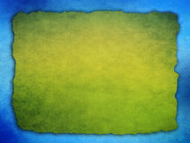 Abstract green blue background Royalty Free Stock Photo