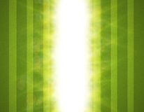 Abstract green blurry background Stock Images