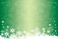Abstract christmas background. Stock Photography