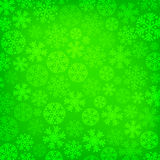 Abstract green christmas background Royalty Free Stock Photo