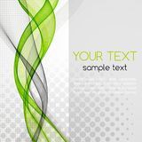 Abstract green color template background. Royalty Free Stock Photos