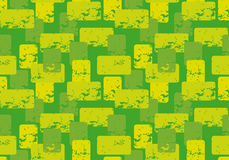 Abstract green colored design Royalty Free Stock Images