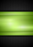 Abstract green concept background Stock Images