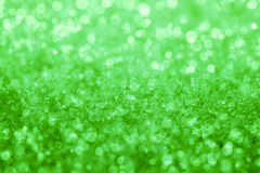 Abstract green crystal  texture background Stock Photo