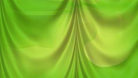 Abstract Green Curtain Texture. Beautiful elegant Illustration graphic art design royalty free illustration