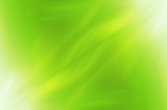 Abstract green curves background. Royalty Free Stock Photo