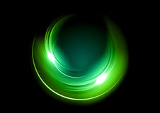 Abstract green dark Stock Images