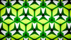 Abstract Green emerald greenery natual mirage bokeh pattern background. Stock Photos
