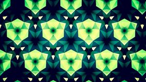 Abstract Green emerald greenery natual mirage bokeh pattern background. Stock Photo