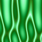Abstract Green Flames Stock Images