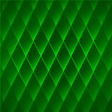 Abstract green geometric background Royalty Free Stock Images