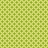 Abstract green Geometric seamless pattern for scatter. Vector.  Stock Photography
