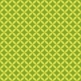 Abstract green Geometric seamless pattern for scatter. Vector.  Royalty Free Stock Photos