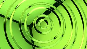 Abstract green glass background 3d rendering. Abstract green glass futuristic background 3d rendering computer simulation stock illustration