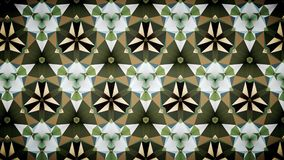 Abstract Green greenery  mirage bokeh pattern background. Royalty Free Stock Photography