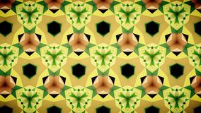 Abstract Green greenery  mirage bokeh pattern background. Stock Images