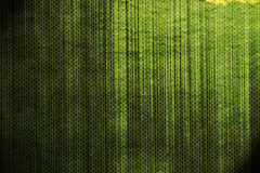 Abstract green grunge background Royalty Free Stock Photos