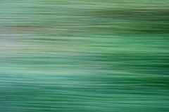 An Abstract Green Horizontal Blurred Background stock images