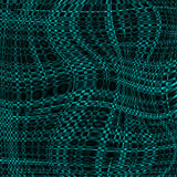 abstract green illustration background Stock Photo