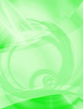 Abstract Green Layout Royalty Free Stock Photo