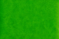 Abstract green leather texture. Background. Horizontal orientation Stock Photos