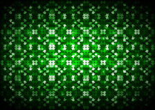 Abstract green light background Royalty Free Stock Images