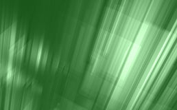 Abstract green luminous urban background Royalty Free Stock Images