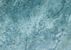 Abstract green marble surface Royalty Free Stock Image