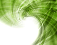 Abstract Green Modern Background Royalty Free Stock Images