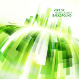 Abstract green motion design background Royalty Free Stock Image
