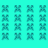 Abstract green pattern, background Royalty Free Stock Photography