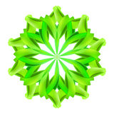 Abstract green pattern Royalty Free Stock Photography