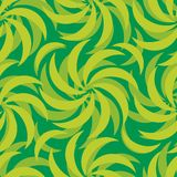 Abstract green pattern Stock Images