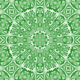 Abstract green pattern. Texture background. Royalty Free Stock Images
