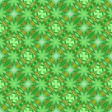 Abstract green pattern. Texture background. Royalty Free Stock Photography