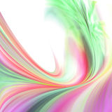 Abstract green pink background Royalty Free Stock Image