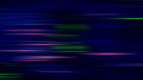 Abstract green pink bright line blur background Stock Photos