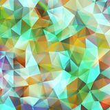 Abstract green and pink. EPS 10. Vector file included Stock Photography