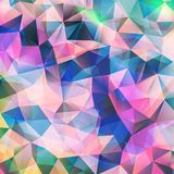Abstract green and pink. EPS 10 Royalty Free Stock Photos