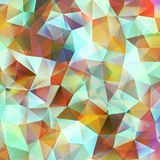 Abstract green and pink. EPS 10. Vector file included Royalty Free Stock Image