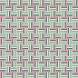 Abstract green pink pixel background Royalty Free Stock Photography