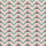 Abstract green pink pixel background Royalty Free Stock Photos