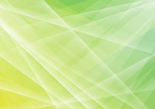 Abstract Green Polygon Shapes Background Royalty Free Stock Image